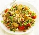 21 risotto met vis