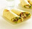 17 wokrolls met groenten en surimi