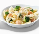 1 bloemkool pastaschotel met zalm