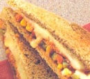 recept tosti chorizo paprika