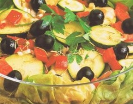 14 courgettesalade