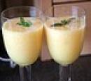 2 abrikozen ananas smoothie