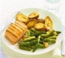 recepten-vandaag-gebakken-vis-met-roergebakken-groene-asperges