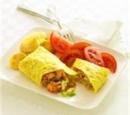 recepten_vandaag_Omelet_met_rivierkreeftjes_en_bosui