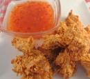 recepten_vandaag_Krokante_kipstukjes_uit_de_oven