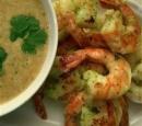 recepten_vandaag_thaise_garnalen_met_pikante_pinda-limoen_vinaigrette