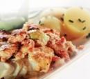 Eten Recept Vis ovenschotel kabeljauw druiven