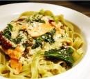 recepten_vandaag_pasta_met_gerookte_zalm_en_spinazie