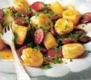 eten recepten vlees coquilles chorizo