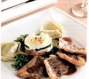 eten recepten vlees gegrilde lamskoteletten taartje lamszwe