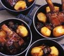 eten recept vlees spareribs hoisinsaus krieltjes
