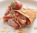 crêpes met aardbeienkwark recepten vandaag