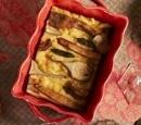 Polenta uit de oven met pompoen, artisjok, pecorino en salie recepten vandaag