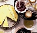 receptenvandaag ricottacheesecake met citroensiroop