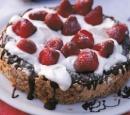 receptenvandaag meringue, aardbeien en chocolade