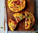 receptenvandaag tortilla met chorizo en manchego