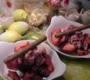 eten vandaag recept ijs roodgekleurd dessertje