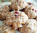 receptenvandaag pompoenkoekjes met cranberry