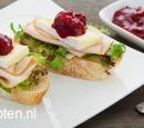 Kerst-crostini-met-cranberry-compote-recepten-vandaag