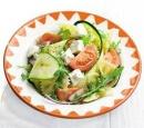 recepten vandaag farfalle vegetarische maaltijd salade