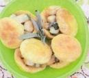recepten vandaag Kippasteitjes met courgette