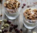 receptenvandaag panna cotta met cranberries en witte chocolade