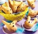 receptenvandaag paashaas broodjes