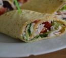 receptenvandaag wraps met krab en avocado