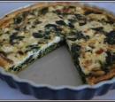 receptenvandaag spinazietaart met geitenkaas