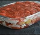 receptenvandaag aardbeien-rabarbertiramisu