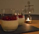 receptenvandaag panna cotta met karnemelk limoen en granaatappel