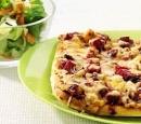 recepten vandaag pizza uien