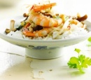 receptenvandaag Sesamgarnalen met gember