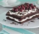 receptenvandaag Browniecarré met kersen