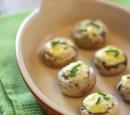 receptenvandaag Gevulde champignons met roomkaas