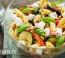 recepten-vandaag-pasta-salade-met-gegrilde-groente