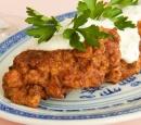 receptenvandaag Bloemkoolbeignets met komijn en limoenyoghurt