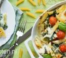 pasta-met-kip-uit-de-oven-recepten-vandaag