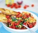 recepten vandaag salade spaans tomaatjessalade