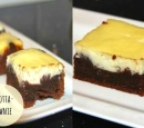 Ricotta brownie