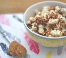 Recepten vandaag pindakaas popcorn