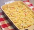 Recepten vandaag pasta-ovenschotel met boursin