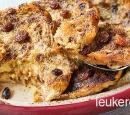 recepten vandaag broodpudding met rozijnen