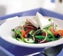 recepten vandaag salade griekse salade