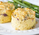 recepten vandaag taartjes van aardappelpuree