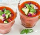recepten vandaag snelle gazpacho met gegrilde paprika
