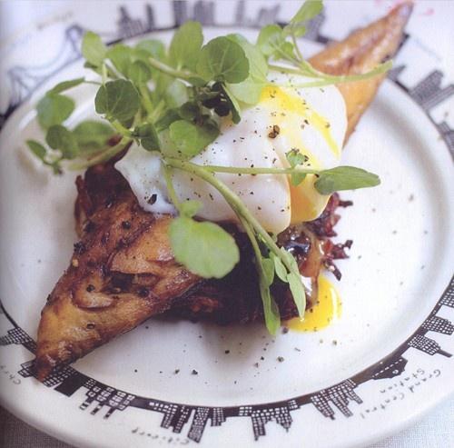 Jamie Oliver: frittata van garnalen en peterselie