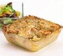 18 zalm-aardappelschotel met tuinkruiden