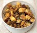 18 jamie oliver: aardappelen met rozemarijn uit de oven