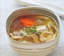 recept groentesoep kenchin jiru